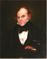 The Matheson House Painting of Augustus Steele
