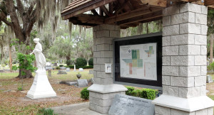 Evergreen Cemetery Visitor Center